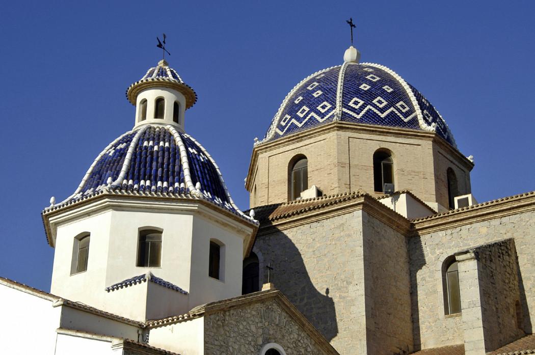 Spanish Ketogenic Mediterranean Diet  Altea Plaça de la Església