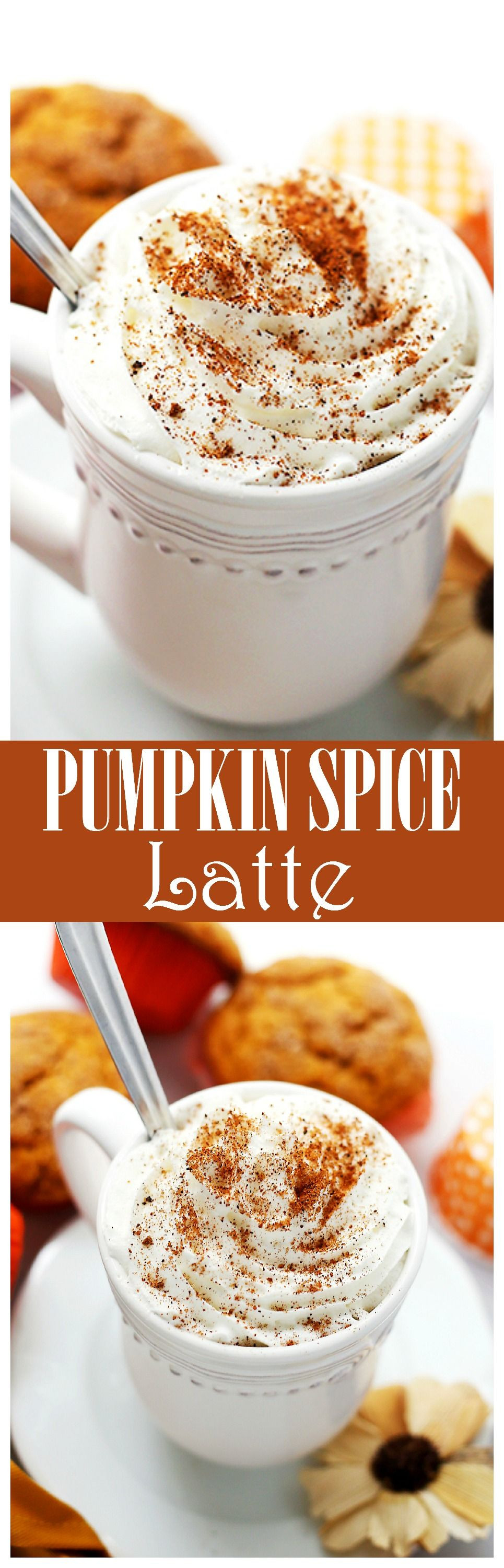 Starbucks Vegan Pastries  Pumpkin Spice Latte Make your own Starbucks Pumpkin