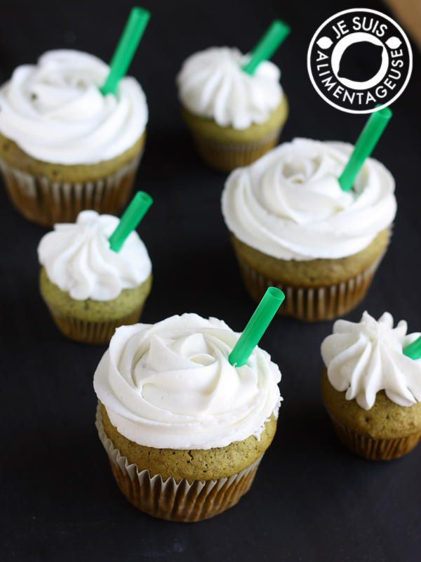 Starbucks Vegan Pastries  Vegan Green Tea Cupcakes Recipe Treats