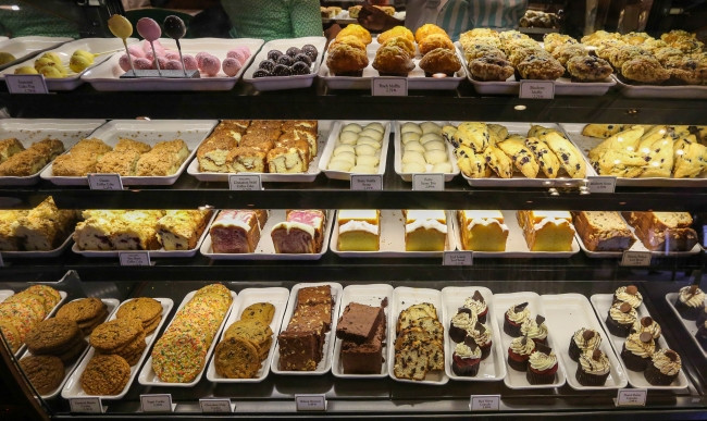 Starbucks Vegan Pastries  Vegan 305 Please Starbucks Start fering Some Vegan