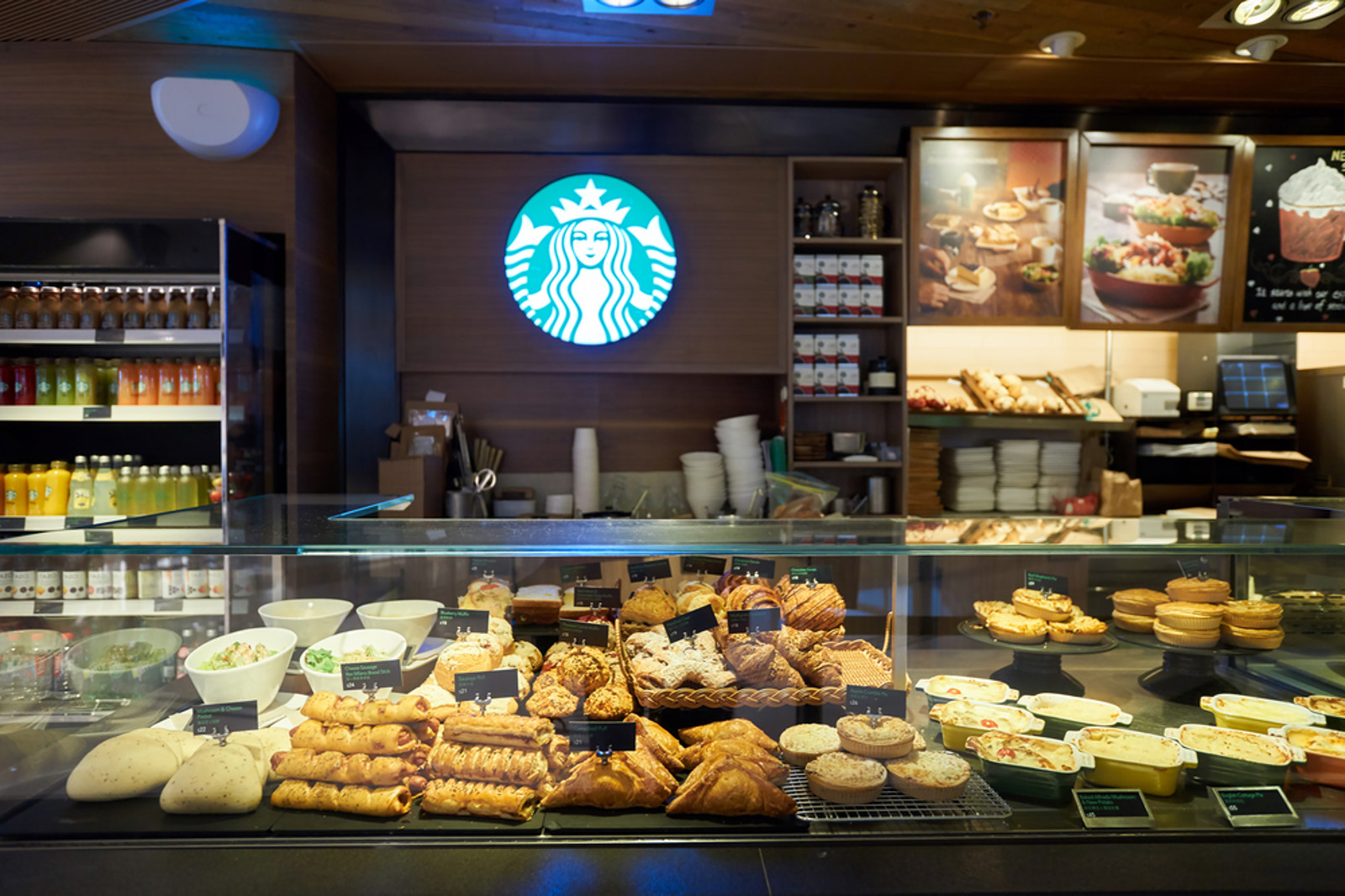 Starbucks Vegan Pastries  Starbucks Adds Its First Vegan Prepared Breakfast Item to