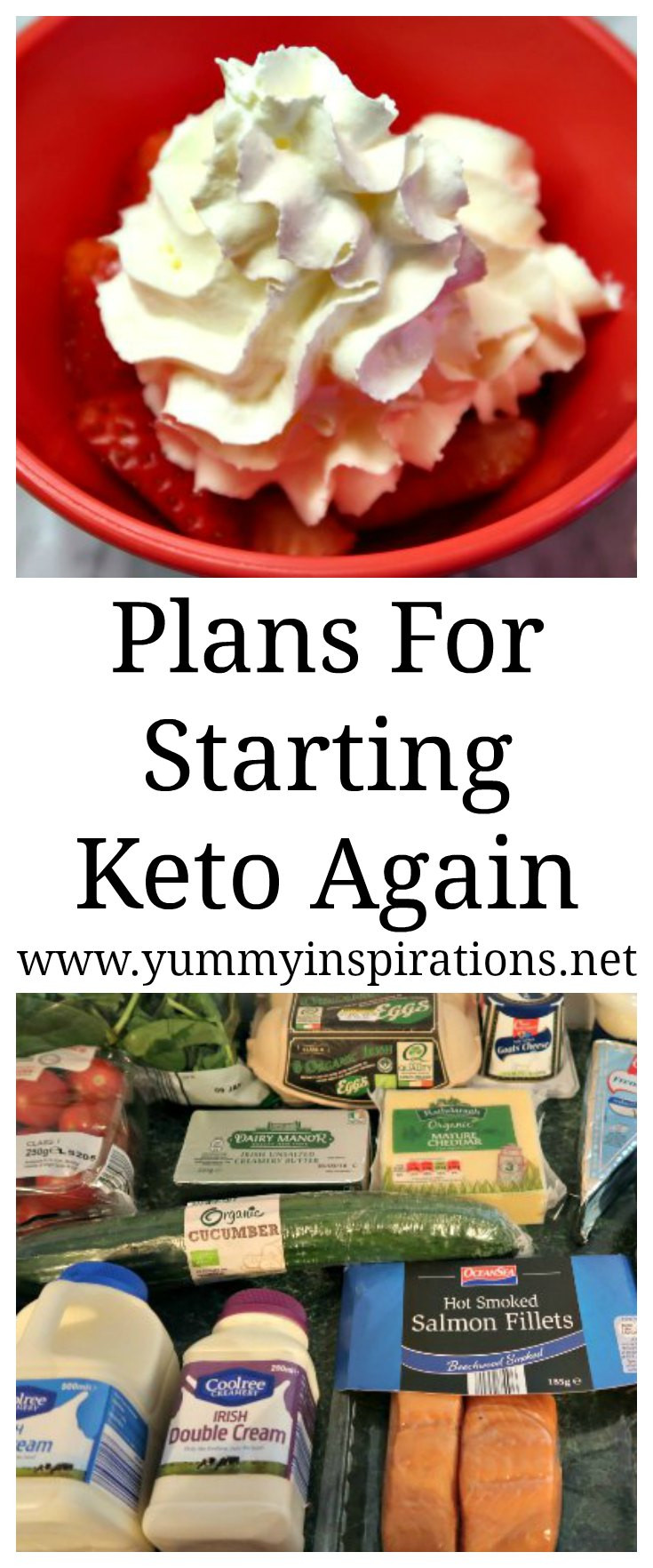 Starting Keto Diet  Starting Keto Again Plan and Tips for Getting Back To Keto