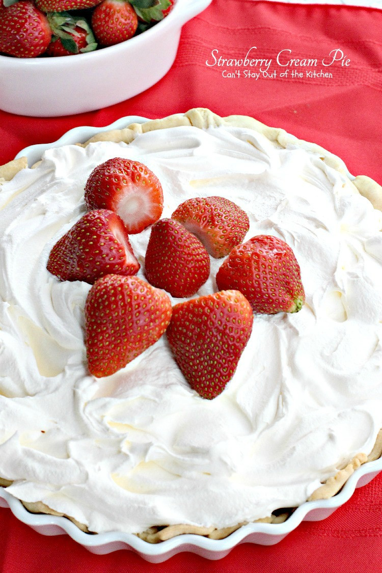 Strawberry Easter Desserts  70 Easter Dessert Recipes Can t Stay Out of the Kitchen