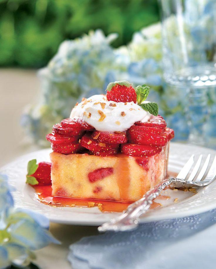 Strawberry Easter Desserts  Best 25 Strawberry shortcake trifle ideas on Pinterest