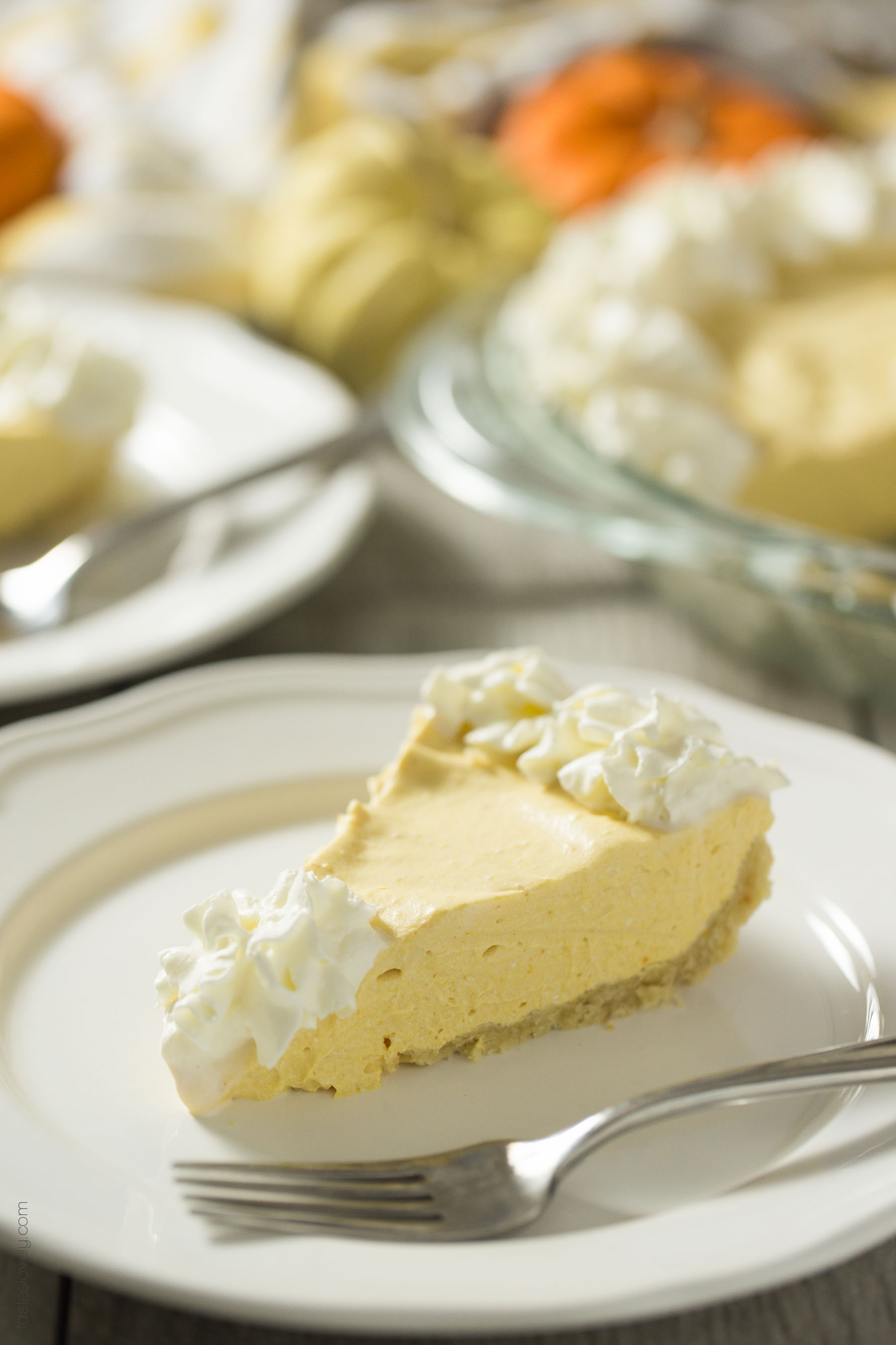 Sugar And Dairy Free Desserts  Paleo Pumpkin Cream Pie — Tastes Lovely