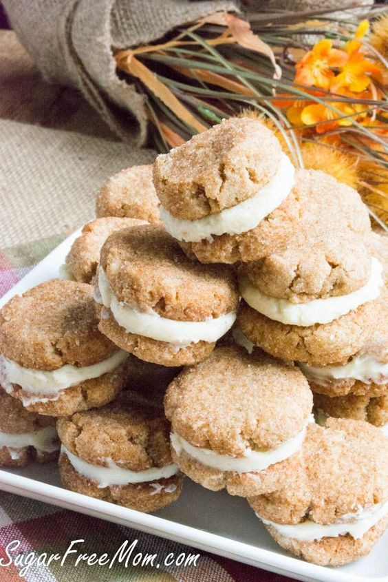 Sugar Free Cookie Recipes For Diabetics  808 best Low Carb images on Pinterest
