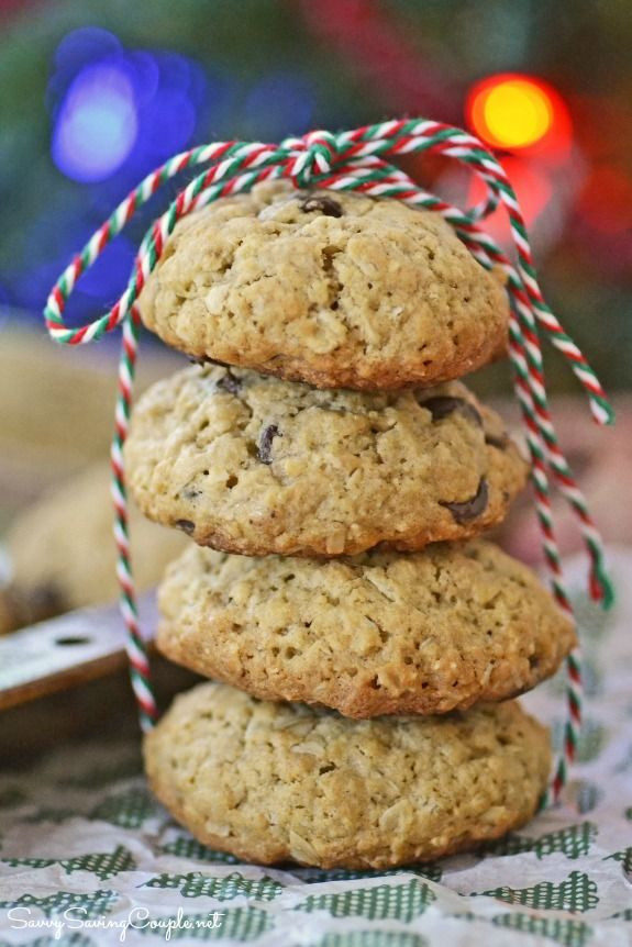 Sugar Free Cookie Recipes For Diabetics  Ooey Gooey Chocolate Chip Oatmeal Cookies Made with