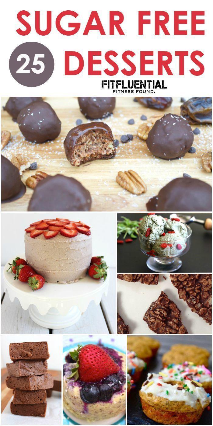 Sugar Free Desserts Recipes For Diabetics  100 Splenda Recipes on Pinterest