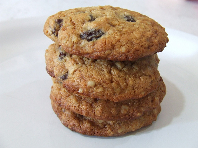 Sugar Free Oatmeal Raisin Cookies For Diabetics  DIABETIC RECIPES