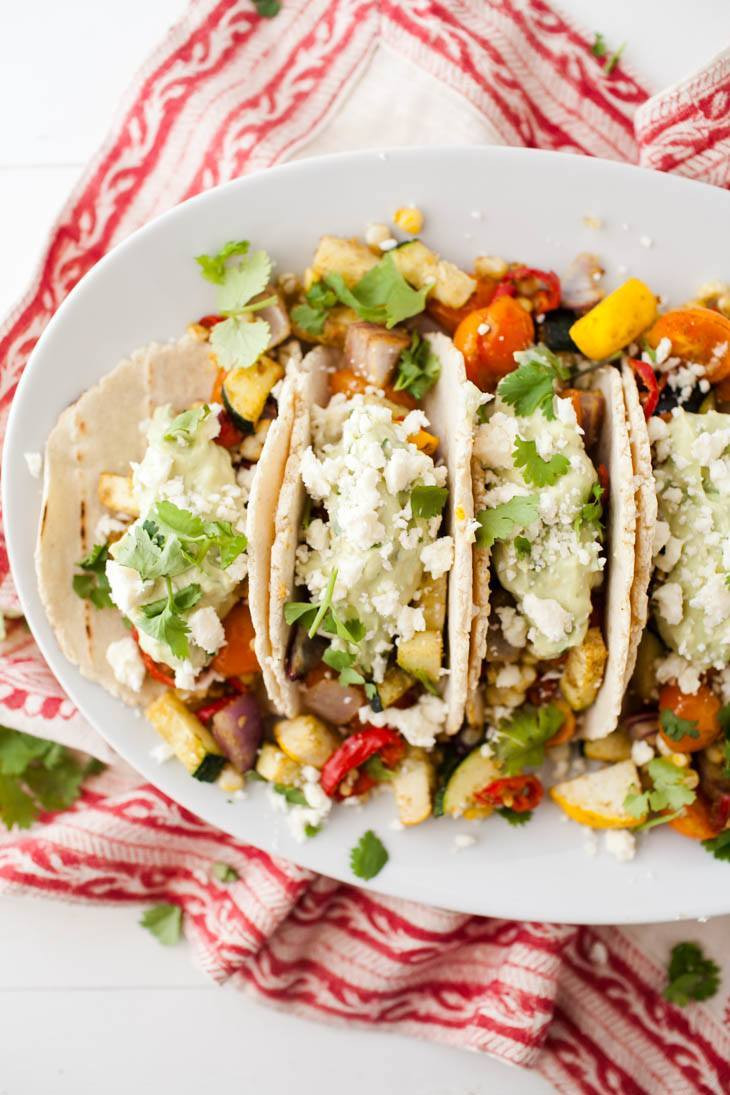 Summer Vegan Recipes  15 Must Try Taco Recipes for Cinco de Mayo The Sweetest