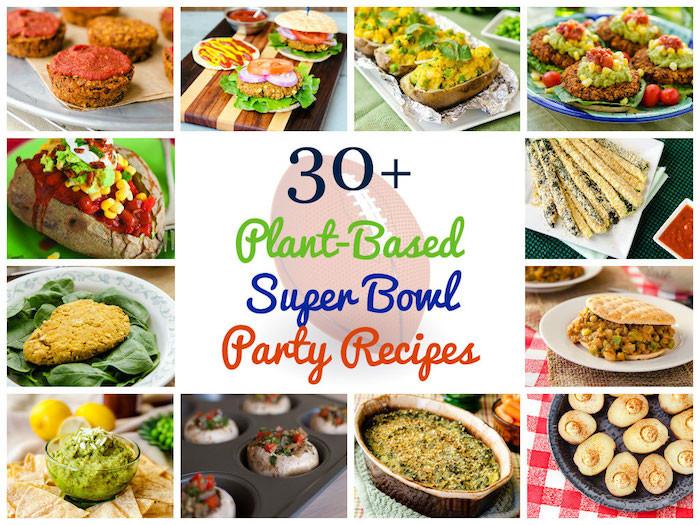 Super Bowl Vegan Recipes  30 Plant Based Vegan Super Bowl Party Recipes