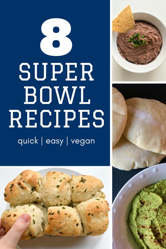 Super Bowl Vegan Recipes  8 Vegan Super Bowl Recipes