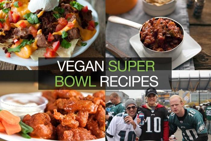 Super Bowl Vegan Recipes  Easy Super Bowl Recipes VEGAN