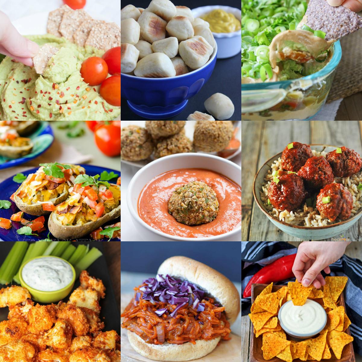 Super Bowl Vegan Recipes  35 Vegan Super Bowl Recipes