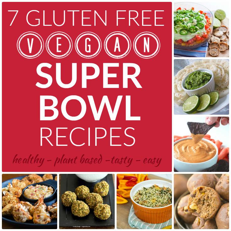 Super Bowl Vegan Recipes  7 Healthy Super Bowl Recipes Gluten Free Vegan