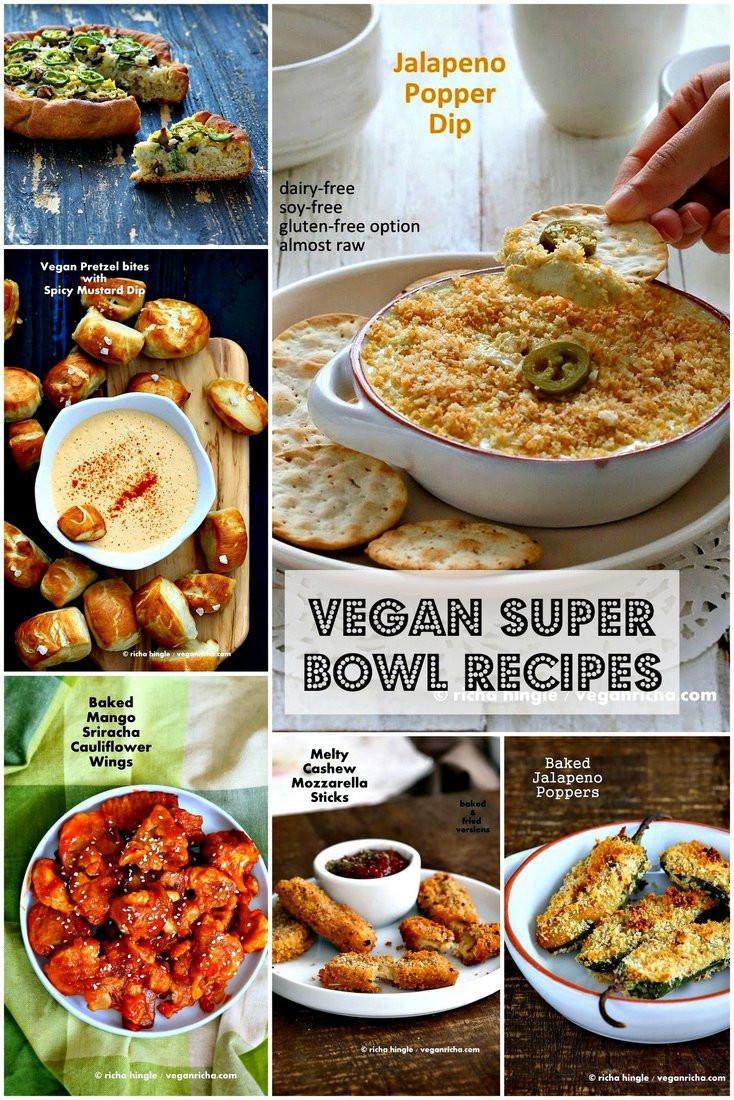 Super Bowl Vegan Recipes  15 Healthy Vegan Super bowl Recipes Vegan Richa