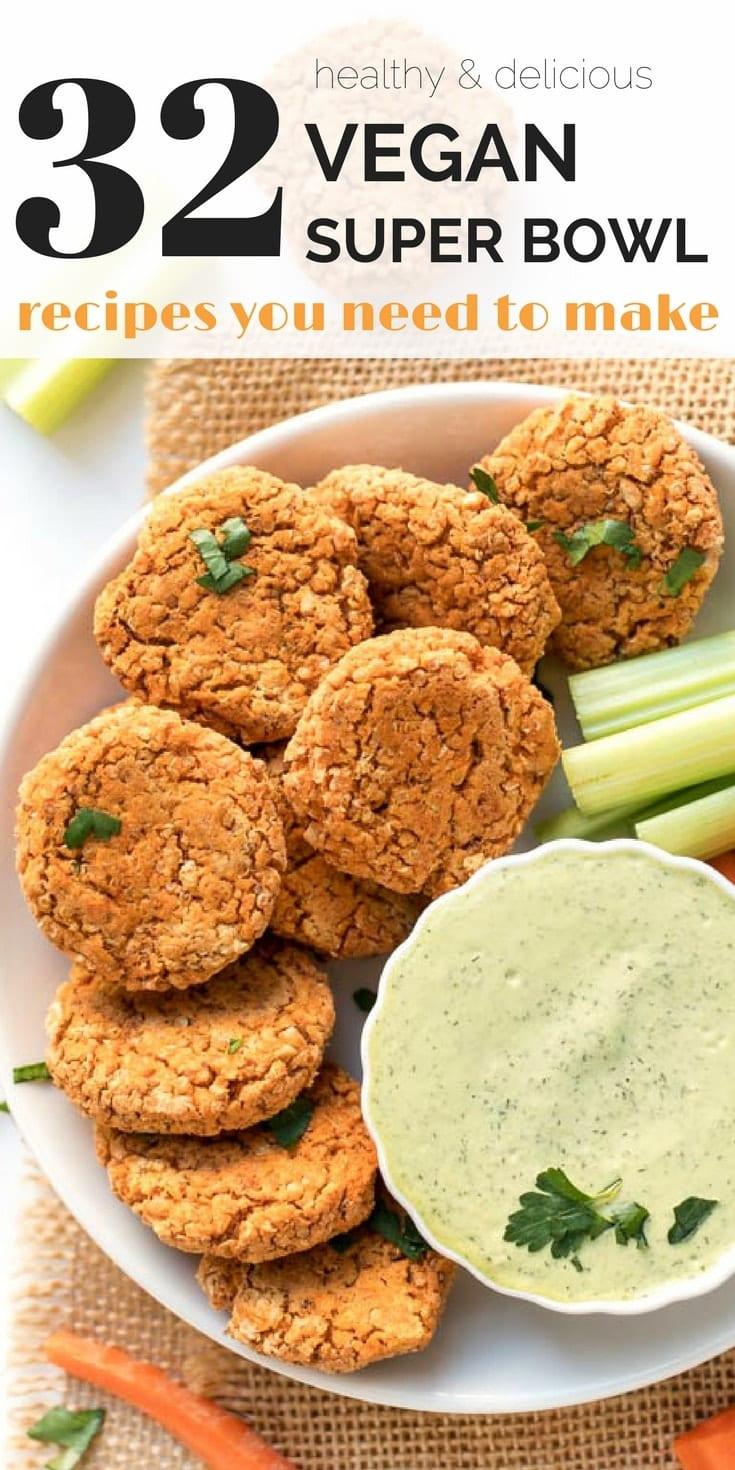 Super Bowl Vegan Recipes  32 Amazing Vegan Super Bowl Recipes Simply Quinoa