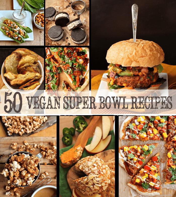 Super Bowl Vegan Recipes  50 Vegan Super Bowl Recipes