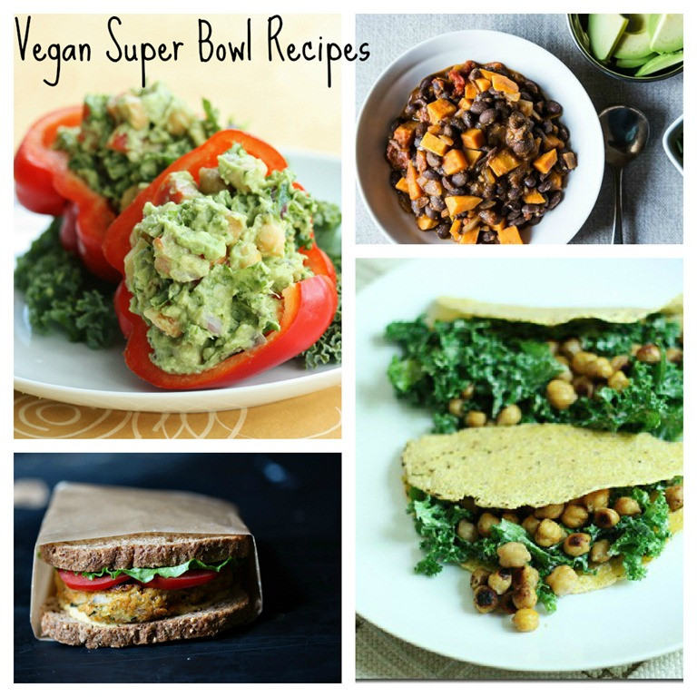 Super Bowl Vegan Recipes  10 Vegan Recipes for Super Bowl Entertaining 2013