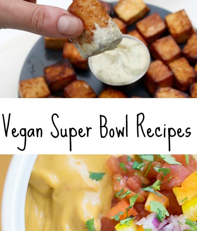 Super Bowl Vegan Recipes  Vegan Super Bowl Recipes