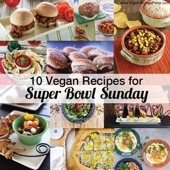 Super Bowl Vegan Recipes  10 Vegan Recipes for Super Bowl Sunday