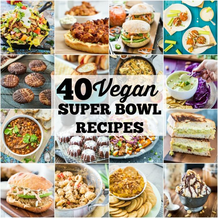 Super Bowl Vegan Recipes  40 Vegan Super Bowl Recipes