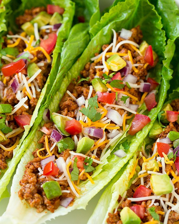 Super Low Calorie Dinners  20 Low Carb Recipes