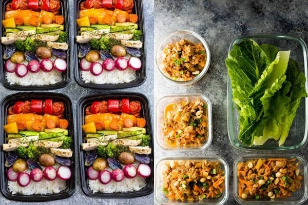 Super Low Calorie Dinners  40 Low Carb Recipes You Can Meal Prep