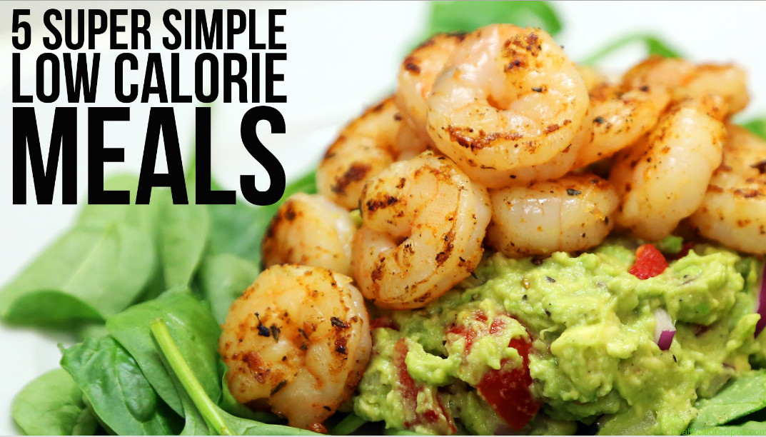Super Low Calorie Dinners  Super Low Calorie Dinner Recipes For Weight Loss Health
