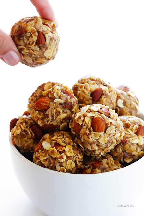 Sweet Healthy Snacks  Sweet and Salty Energy Bites