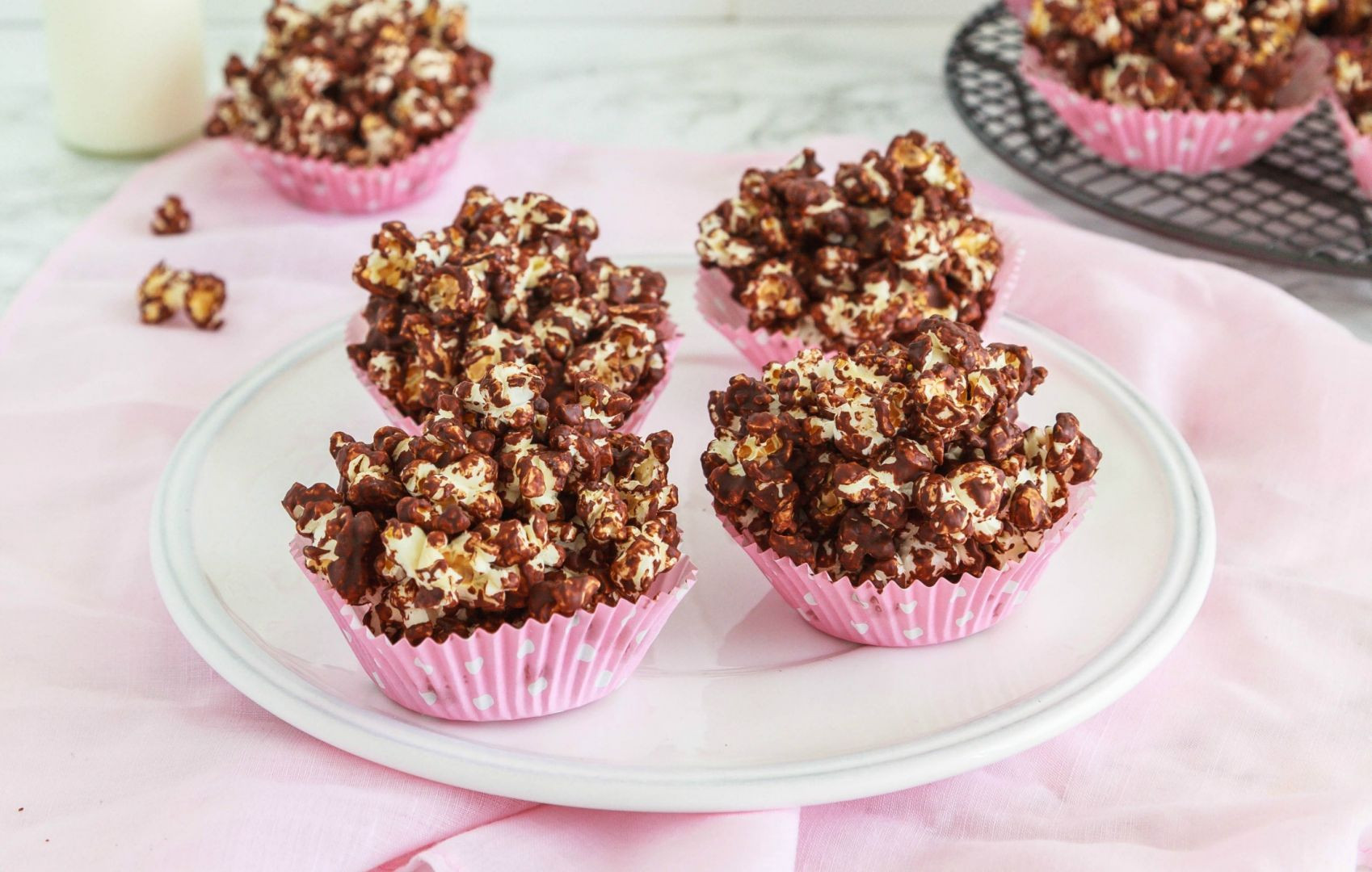 Sweet Healthy Snacks  Lose Baby Weight 5 Healthy Sweet Snacks For Movie Night
