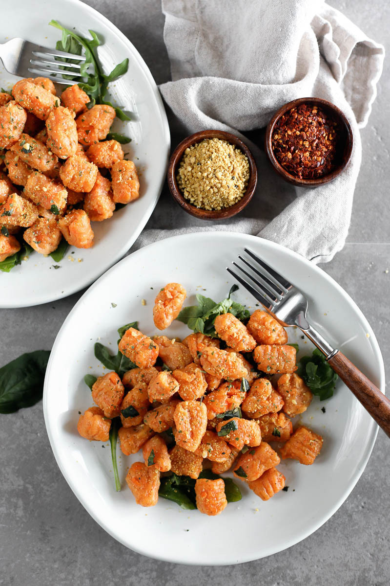 Sweet Potatoes Vegan Recipes  Sweet Potato Gnocchi