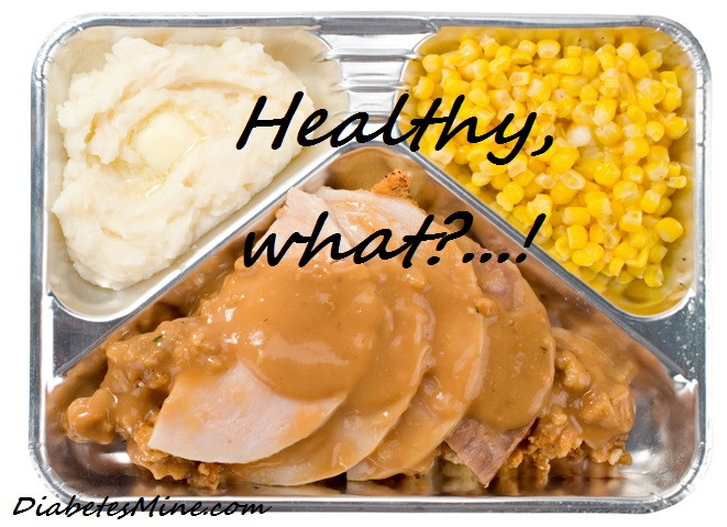 T V Dinners For Diabetics  TV Dinners with Diabetes