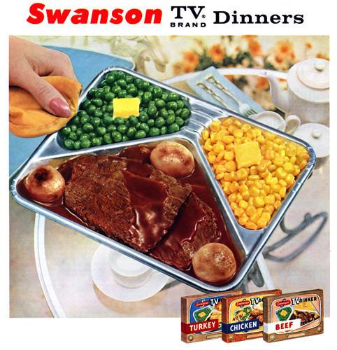 T V Dinners For Diabetics  T V Dinners in History What is a TV Dinner
