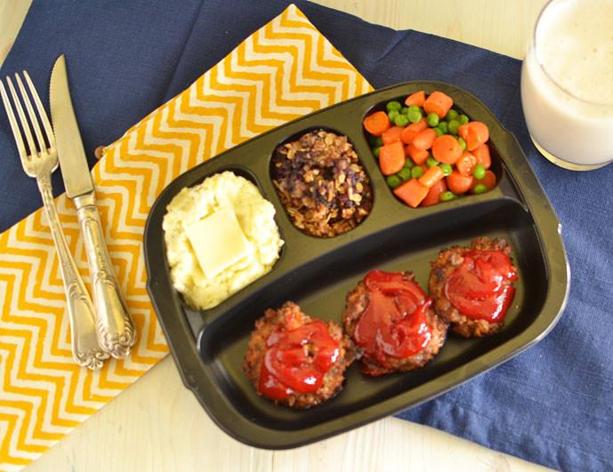T V Dinners For Diabetics  Homemade TV Dinner