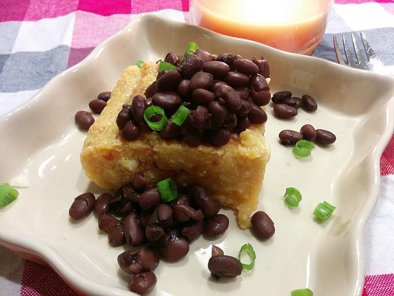 Tamale Pie Vegetarian  Freezer Friendly Black Bean Tamale Pie Ve arian