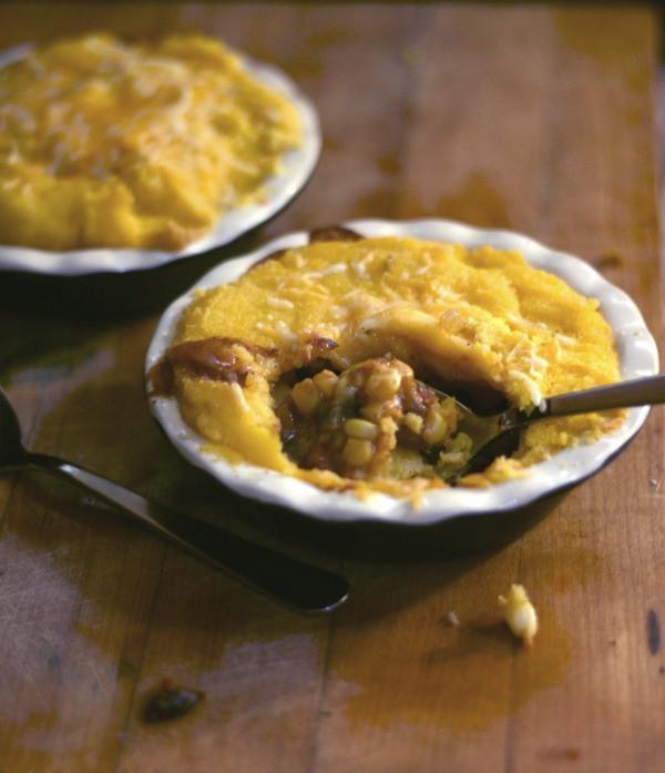 Tamale Pie Vegetarian  Ve arian Tamale Pie TGIF This Grandma is Fun