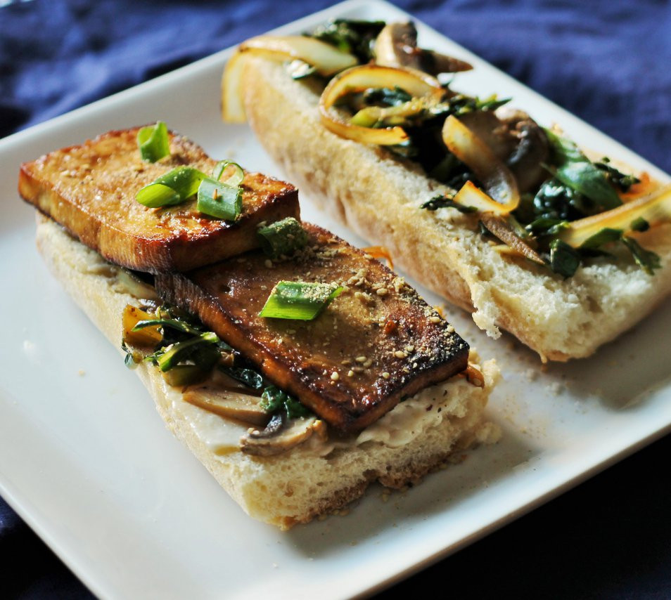 Tofu Recipes Healthy  Healthy Dinner Simple Vegan Baked Tofu Recipe