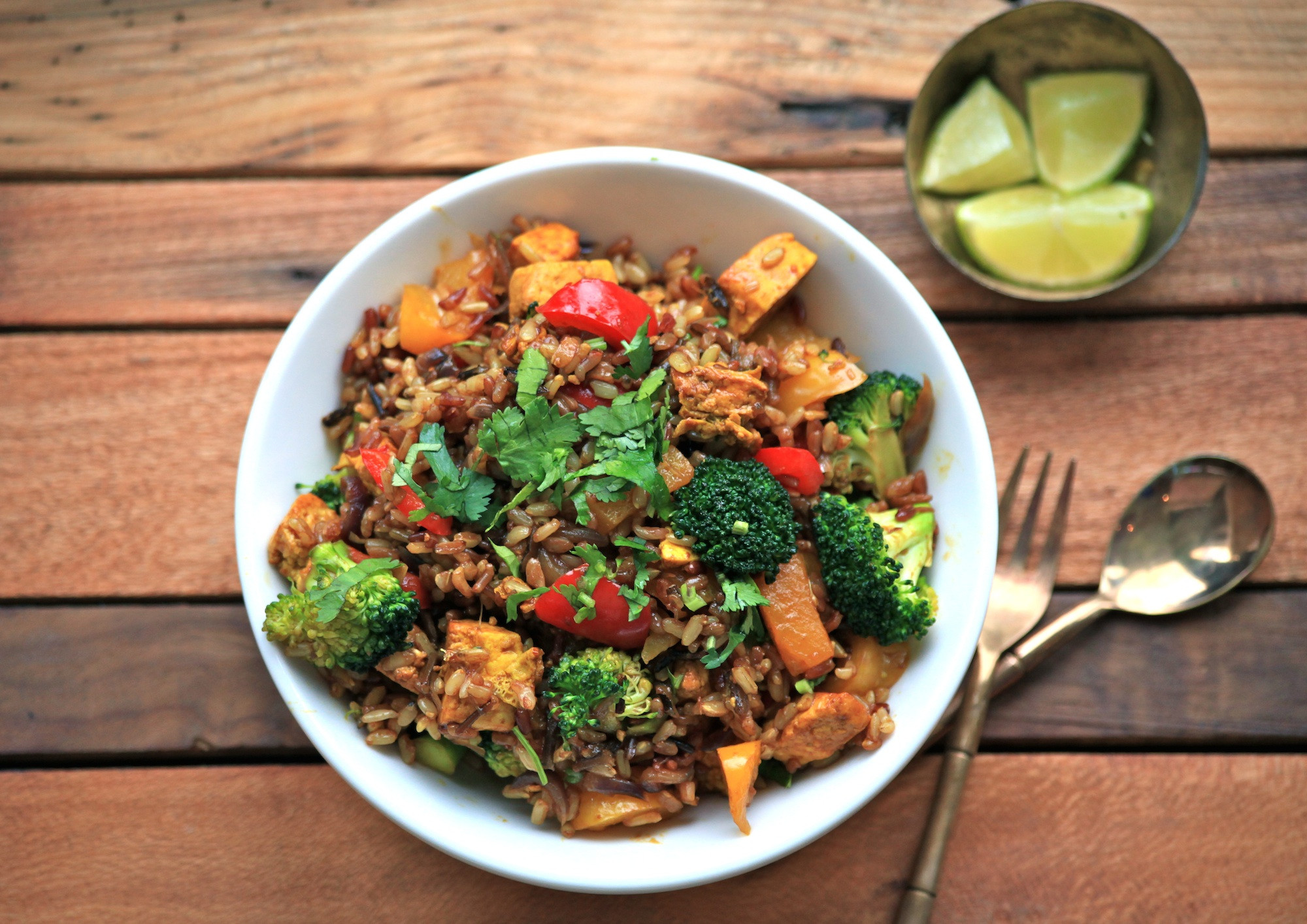 Tofu Recipes Healthy  5 healthy ve arian recipes inspired by India Healthista
