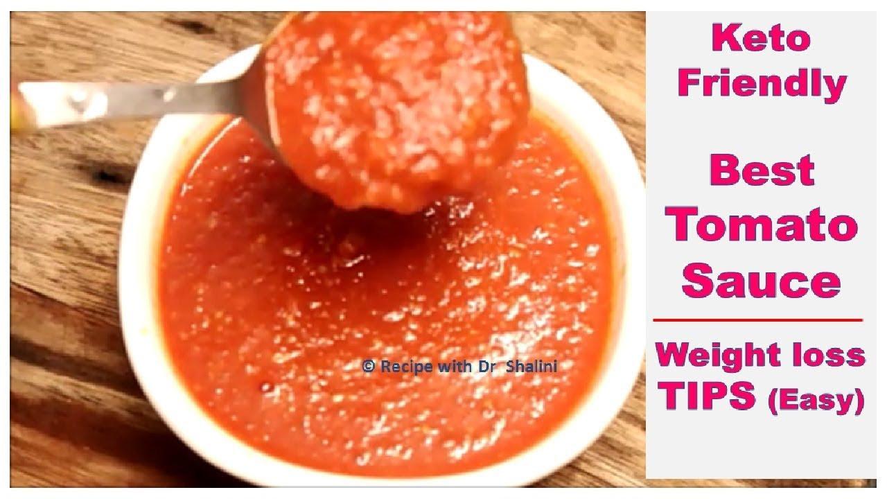 Tomatoes On Keto Diet  Tomato SAUCE से Weight Loss कैसे Keto Diet friendly