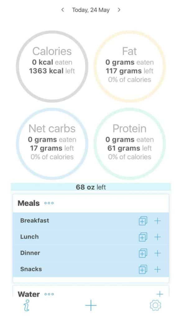Total Keto Diet App  Keto Diet Tracker Carb Counter App for Ketosis