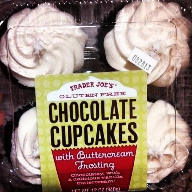 Trader Joe'S Gluten Free Cupcakes  26 best images about Trader Joe s on Pinterest