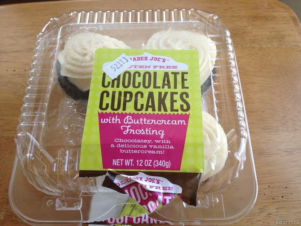 Trader Joe'S Gluten Free Cupcakes  Review Trader Joe's Gluten Free Chocolate Cupcakes with