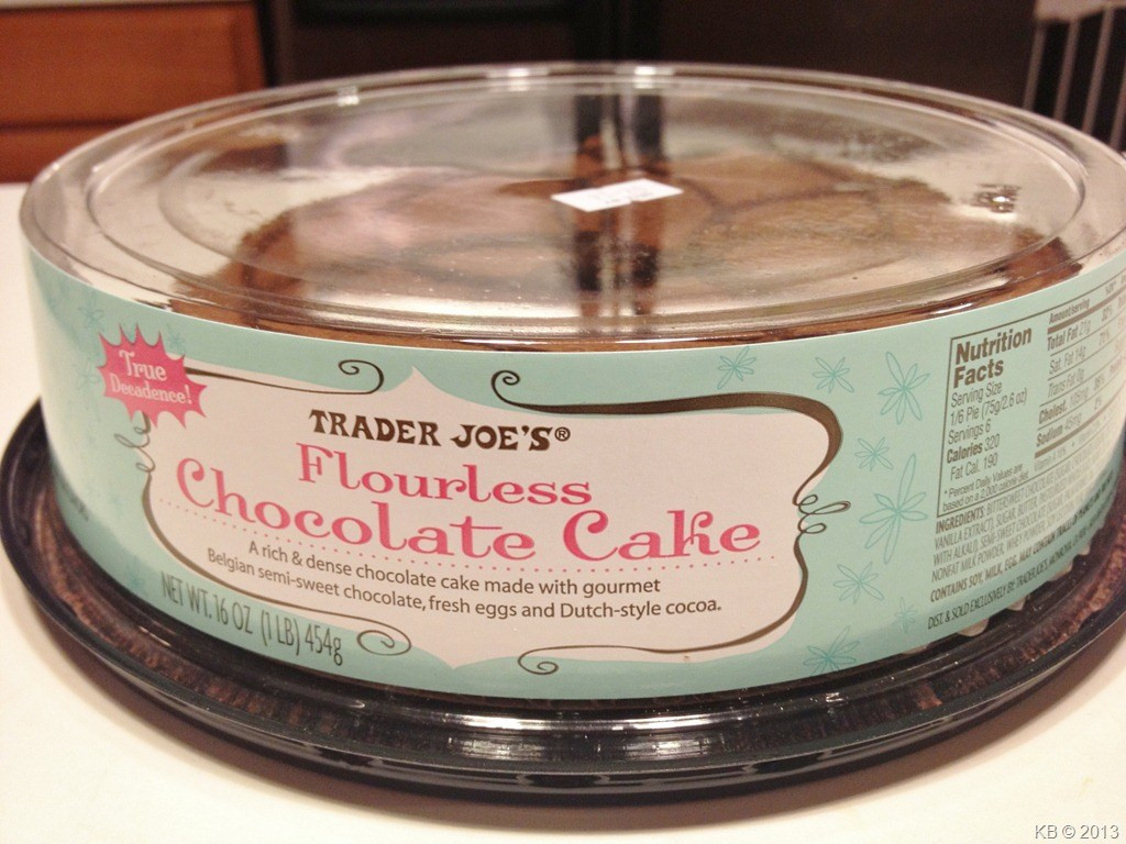 Trader Joe'S Gluten Free Cupcakes  Review Trader Joe's Flourless Chocolate Cake Celiac Disease