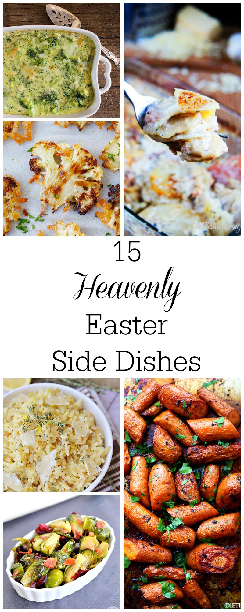 Traditional Easter Dinner Sides  15 Heavenly Easter Side Dishes My Suburban Kitchen