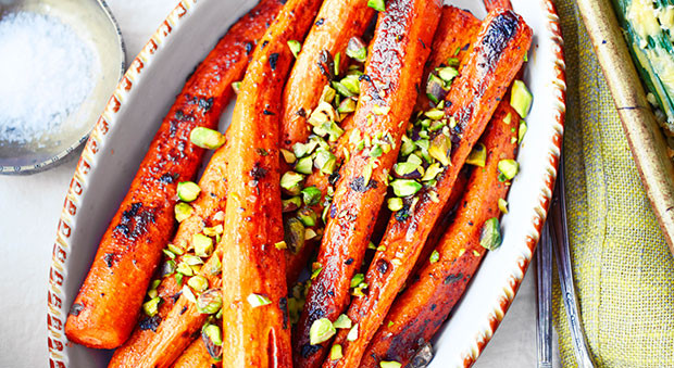 Traditional Easter Dinner Sides  54fdf0ab2a5d3 spice roasted carrots recipe ghk1114 vyjf7s