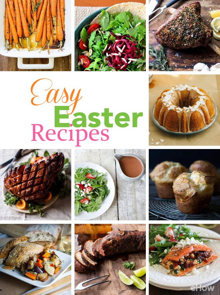 Traditional Easter Dinner Sides  Best 25 Traditional easter food ideas only on Pinterest