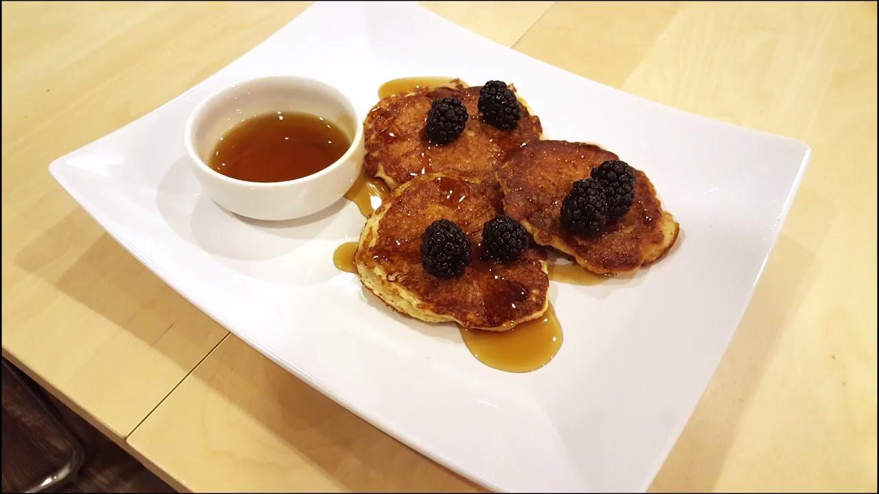 Trim Healthy Mama Pancakes  THM Belly Good Pancake Recipe Trim Healthy Mama 15