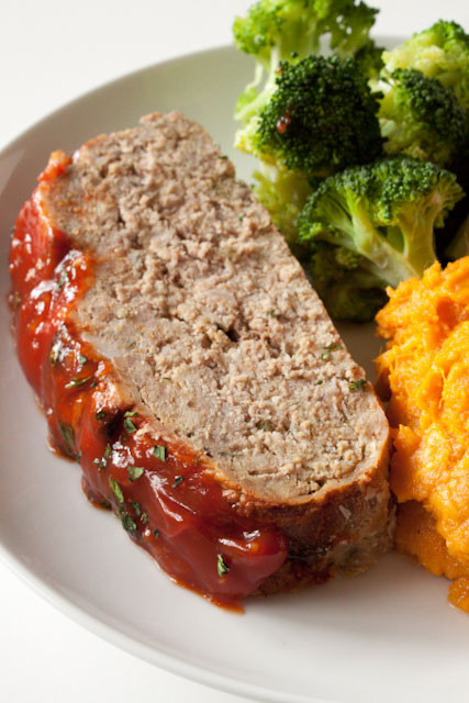 Turkey Meatloaf Healthy  Fool Proof Turkey Meatloaf