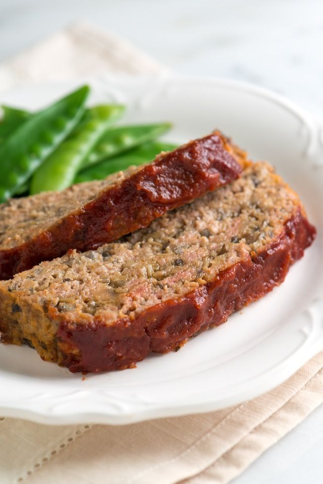 Turkey Meatloaf Healthy  turkey meatloaf clean simple and delicious Lauren Kay Sims